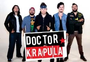 Dr. Krapula en México DF 2013