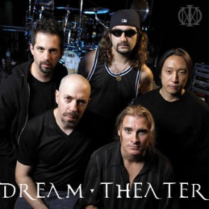 Dream Theatre en España 2013