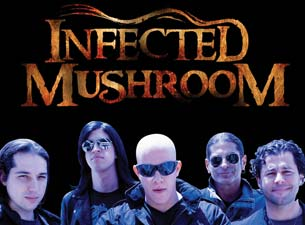 Infected Mushroom en Mexico DF 2013