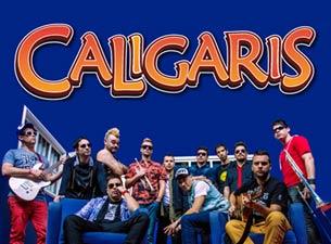 Los Caligaris en Mexico DF 2013