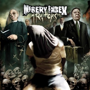 Misery Index en Barcelona 2013