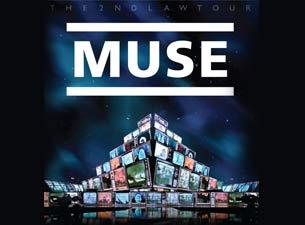 Muse en Mexico DF y Guadalajara 2013