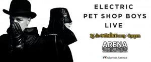 Pet Shop Boys en México DF 2013