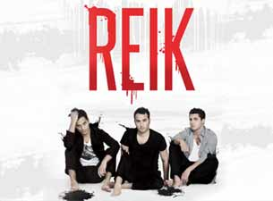 Reik en Mexico DF 2013