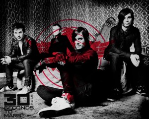 Thirty Seconds To Mars en España 2013
