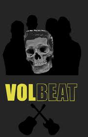 Volbeat en España 2013