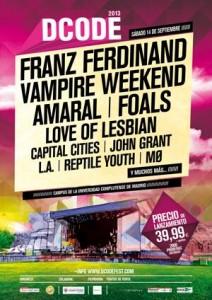 dcode fest 2013 en España 2013