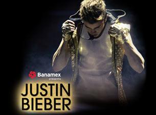 Justin Bieber en Mexico DF 2013