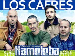 Los Cafres & Kameleba en Guadalajara 2013
