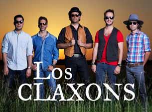 Los Claxons en Mexico DF 2013