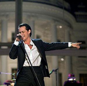 Marc Anthony en Mexico DF y Guadalajara 2013