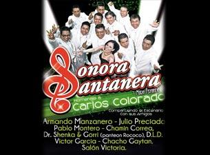 Sonora Santanera en Mexico DF 2013