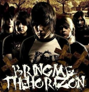 bring me the horizon en España 2013