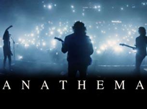 Anathema en Mexico DF 2013