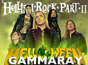 Helloween and Gamma Ray en Mexico DF 2013