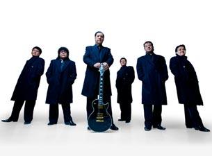 Los Ángeles Negros en Mexico 2013