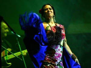 Los Angeles Azules y Lila Downs en Guadalajara 2013