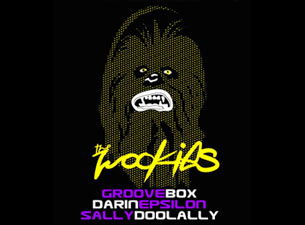 The Wookies en Mexico DF 2013