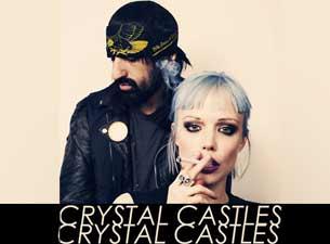 Crystal Castles en Mexico DF 2013