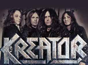 Kreator en Mexico DF 2013