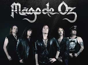 Mago de Oz en México DF 2013