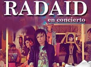 Radaid en Mexico DF 2013