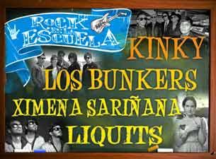 Rock en la Escuela en el Estado de México 2013