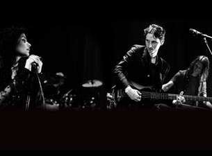 These New Puritans en Mexico DF 2013
