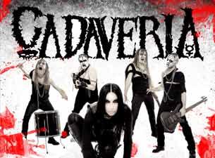 Cadaveria en Guadalajara 2013
