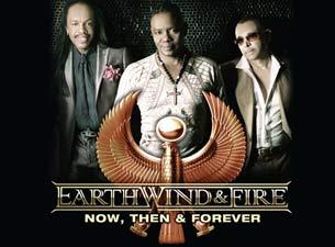 Earth Wind & Fire en Mexico DF 2013