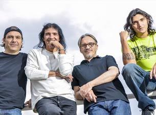 Enanitos Verdes en Mexico DF 2013