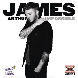 James Arthur en Barcelona y Madrid 2014