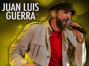 Juan Luis Guerra en Guadalajara 2013