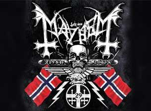 Mayhem en Guadalajara 2013