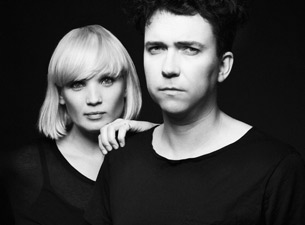 The Raveonettes en Mexico DF 2013