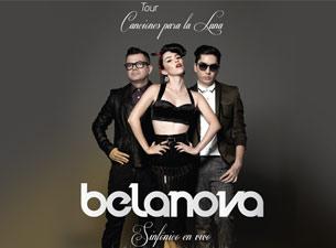 Belanova en Mexico DF 2013