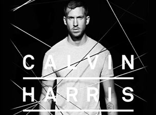 Calvin Harris en Monterrey 2013