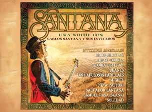 Carlos Santana en Guadalajara 2014