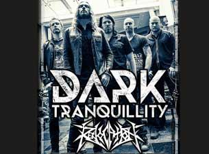 Dark Tranquillity en Mexico 2014