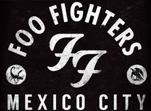 Foo Fighters en Mexico DF 2013