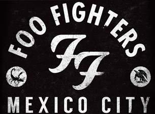 Foo Fighters en Mexico DF 2013