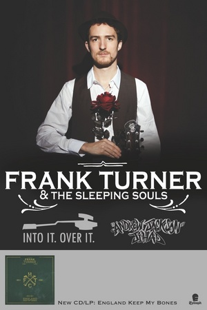Frank Turner & The Sleeping Souls en España 2014