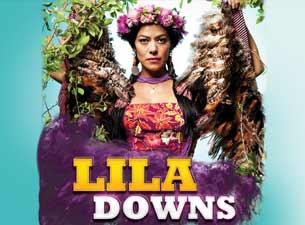 Lila Downs en Monterrey 2014
