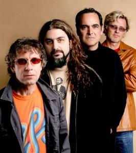 Transatlántic rock en España 2014