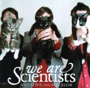 We Are Scientists en España 2014