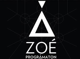 Zoé en México 2014