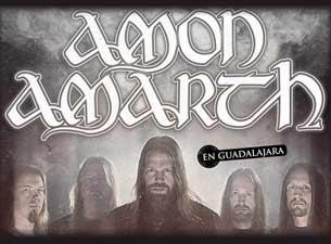 Amon Amarth en Guadalajara 2014