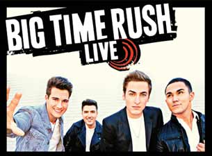 Big Time Rush en Guadalajara 2014