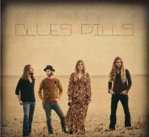 Blues Pills en España 2014