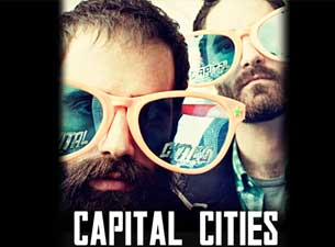 Capital Cities en Mexico 2014